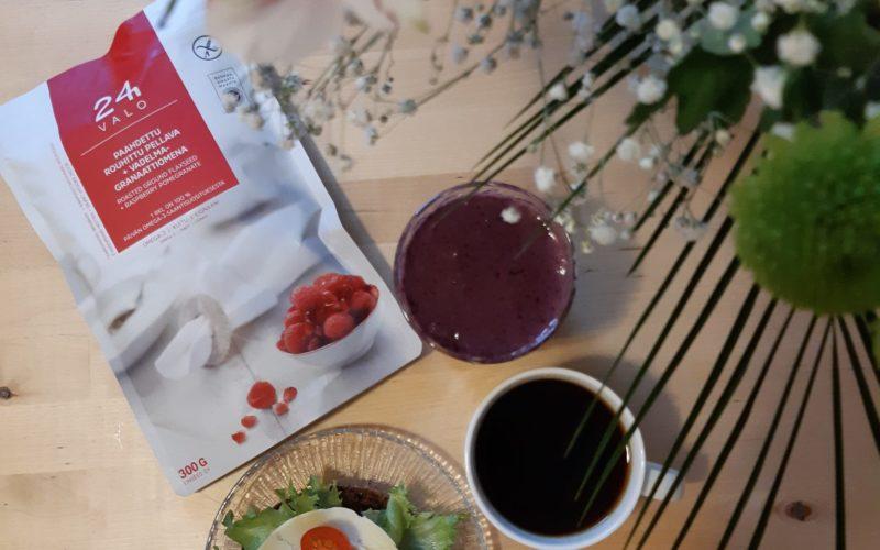 Aamupalakuva-Valo24h-pellavarouhe-pellavansiemen-smoothie